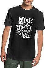 Mans T-Shirt Blink 182 Big Smile Comfortable Shirt Short Sleeve Tee
