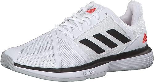 adidas Performance Herren CourtJam Bounce M Tennisschuhe Weiß 46 2 3
