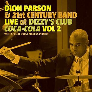 Live at Dizzy's Club Coca-Cola, Vol. 2