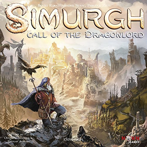 Simurgh: Call of the Dragonlord - English