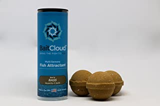 BaitCloud Bass Fish Attractant