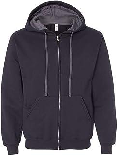 Fruit of the Loom Men's Full-Zip Hooded Sweatshirt