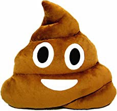 Sungpunet Poop Pillow Plush Toy Doll Defecate Pad Throw Chair Cushion Seat