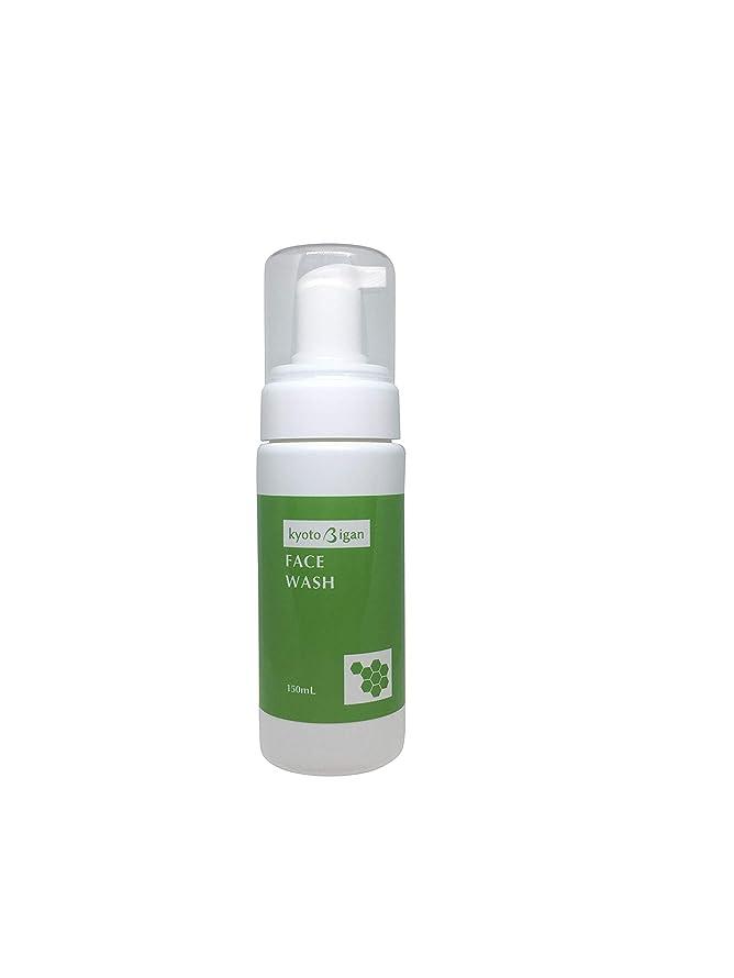 闘争トチの実の木チップフェイスウォッシュ(泡の洗顔料,敏感肌乾燥肌対応,ローヤルゼリーハーブエキス配合)
