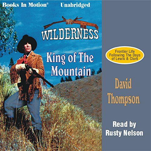 King of the Mountain audiobook cover art