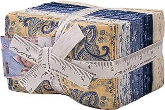Christopher Wilson-Tate Regency Ballycastle Chintz 18th Century 35 Fat Eighths Moda Fabrics 42320F8