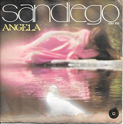 Angela / Kiss of life [vinyl single 7']