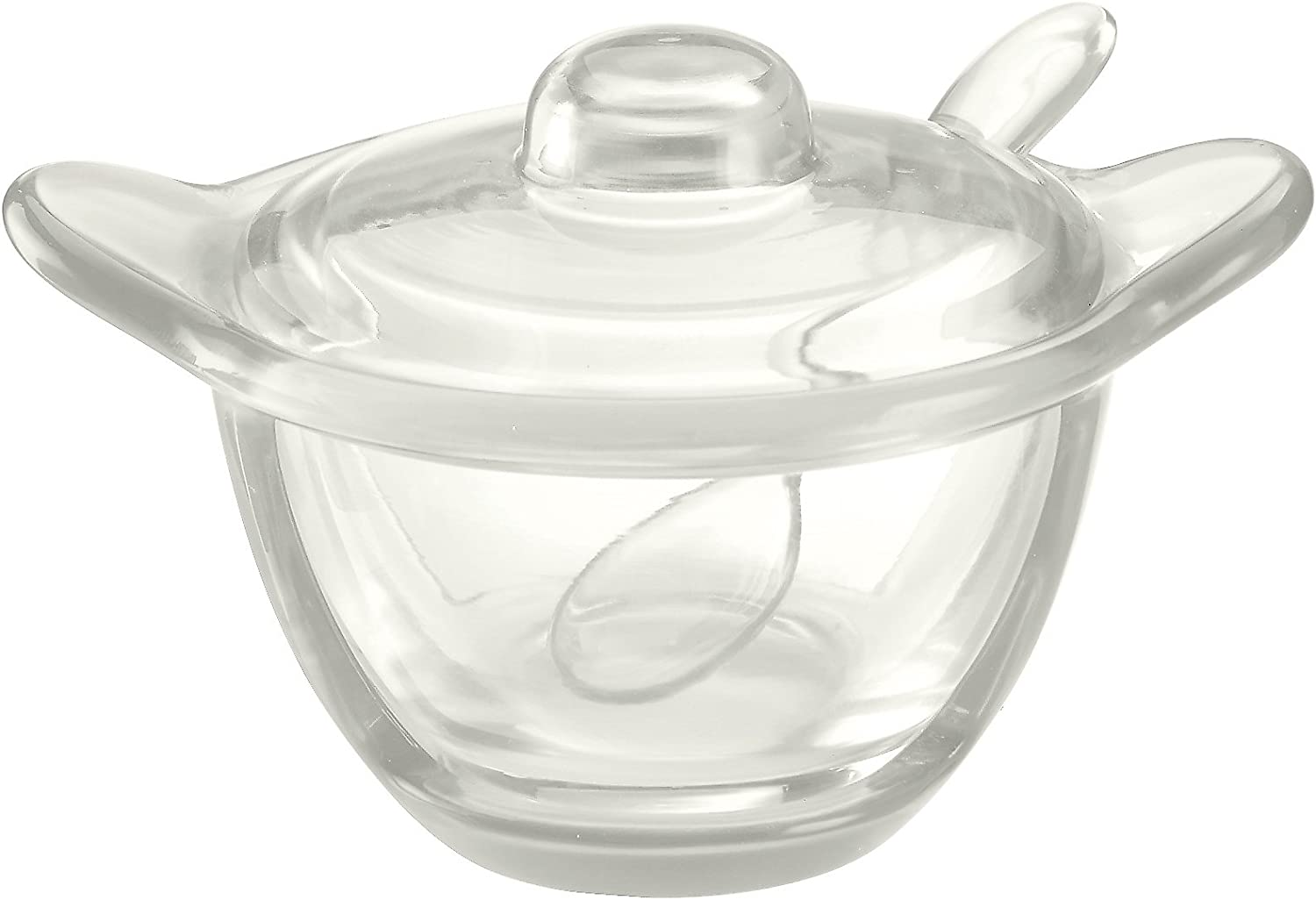 Guzzini Transparent Sugar Parmesan Jam Spoon Server We OFFer Sales results No. 1 at cheap prices with