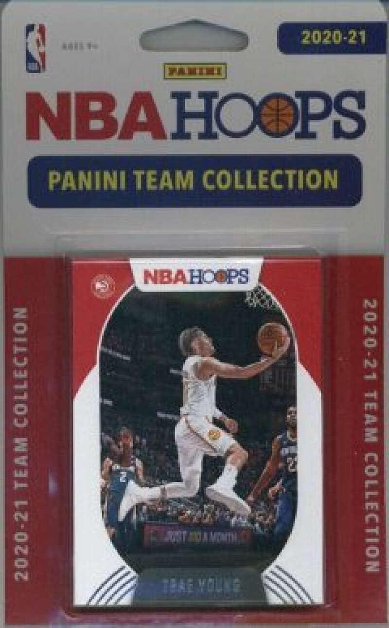 2020-21 Panini NBA Hoops Team Set 9 #46 In a popularity Atlanta Cards - Hawks Tampa Mall