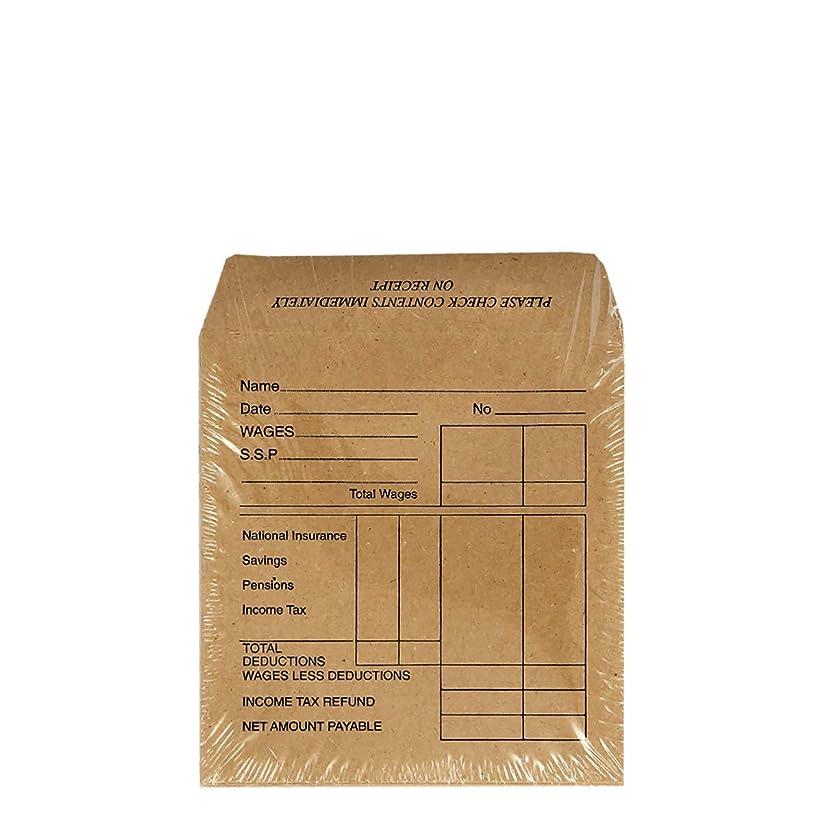 パーティション宣言脊椎アジェンダ サロンコンセプト 賃金支払い 封筒 50[海外直送品] [並行輸入品]