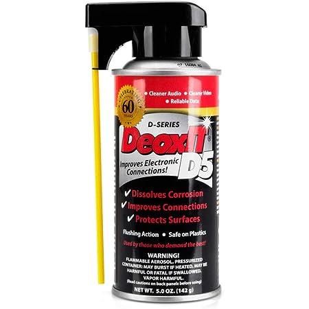 CAIG D5S-6 DeoxIT 5oz 接点復活剤