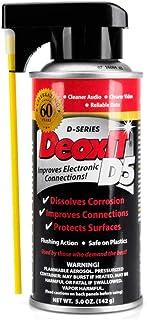 CAIG DeOxit Cleaning Solution Spray, 5% spray 5oz