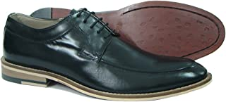 ASM Handmade Black Leather Formal Shoes with Handmade Neolite Sole, Leather Insole, Fully Leather Lining and Memory Foam Foot pad for Optimum Comfort for Men.Article. HU101