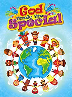 Tri-Seven Entertainment Children's Poster God Made Me Special Kids Series 4