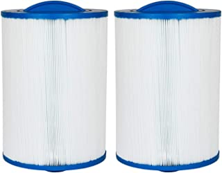 Tier1 Replacement for Waterways 817-0050, Front Access Skimmer, Pleatco PWW50, Filbur FC-0359, Unicel 6CH-940 Spa Filter Cartridge 2 Pack