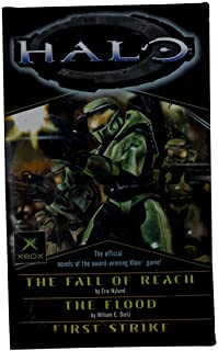 """Halo: """"The Flood"""", """"First Strike"""", """"The Fall of Reach"""""""