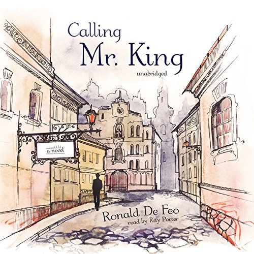 Calling Mr. King cover art