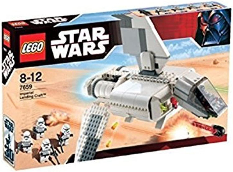 popular LEGO Estrella Wars 7659 Imperial Landing Craft - Nave Nave Nave de Aterrizaje Imperial  productos creativos