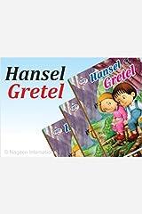 Hansel Gretel Ebook | Nageen International | Fairy Tale Kindle Edition