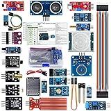 para sensores de Robot 22 en 1 Kit de módulo de Sensor de Aprendizaje para Principiantes Suite básica Kit de Sensor de Robot Módulo de Accesorios