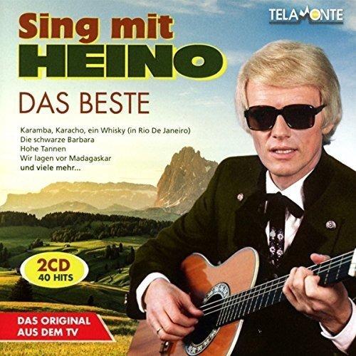 Das Beste:Sing mit Heino [Import Allemand]