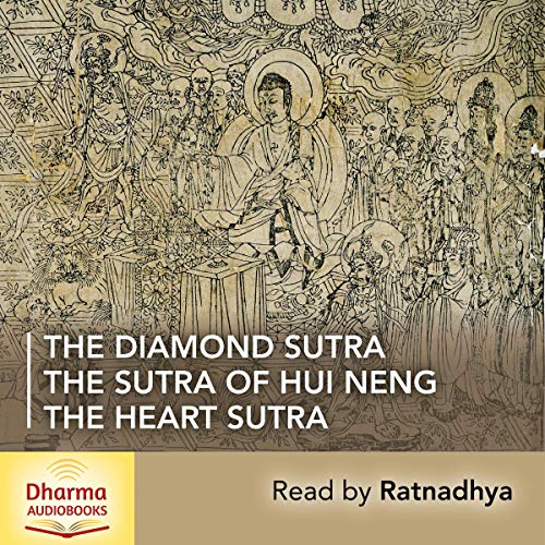 The Diamond Sutra, The Heart Sutra, The Sutra of Hui Neng cover art