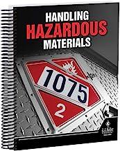 "Handling Hazardous Materials Handbook (8.5"" W x 11"" H, English, Spiral Bound) - J. J. Keller & Associates - Provides Summa..."