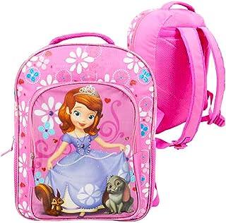 حقيبة ظهر صوفيا ذا فيرست للفتيات من ديزني مع أضواء فائقة