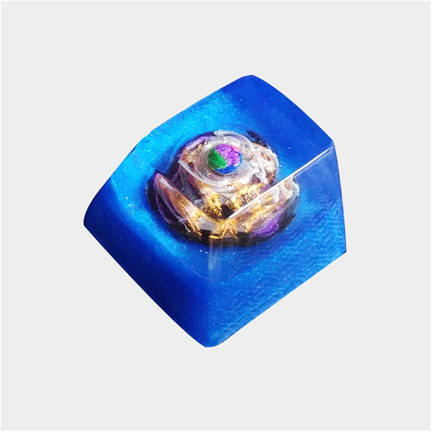 Keycaps 1pc Keycap Planet Resin Sale price Backlight for Keyboar Washington Mall Mechanical