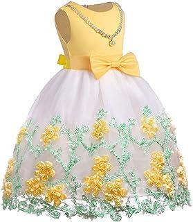 a9ba228c1c2 Amazon.com  Little Girls (2-6x) - Dresses   Clothing  Clothing ...