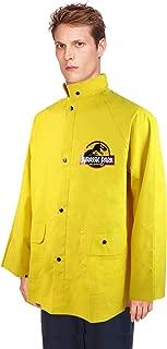 yellow raincoat jurassic park