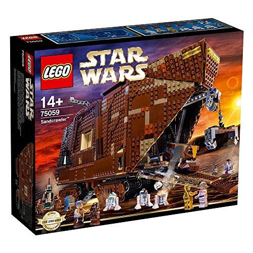Star Wars - Juego Sandcrawler (Lego)