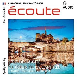 Écoute Audio - L'île de la Cité, 3/2017     Französisch lernen Audio - Die île de la Cité              Autor:                                                                                                                                 div.                               Sprecher:                                                                                                                                 div.                      Spieldauer: 1 Std.     1 Bewertung     Gesamt 5,0