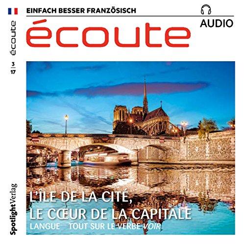Écoute audio - L'île de la Cité, 3/2017 Titelbild