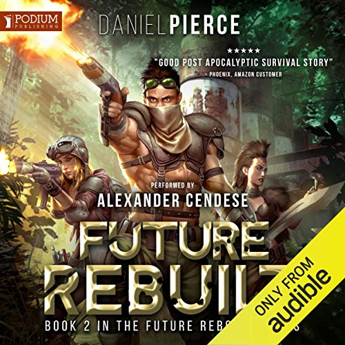 Future Rebuilt audiobook cover art