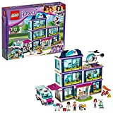 LEGO- Friends L'Ospedale di Heartlake, Multicolore, 41318