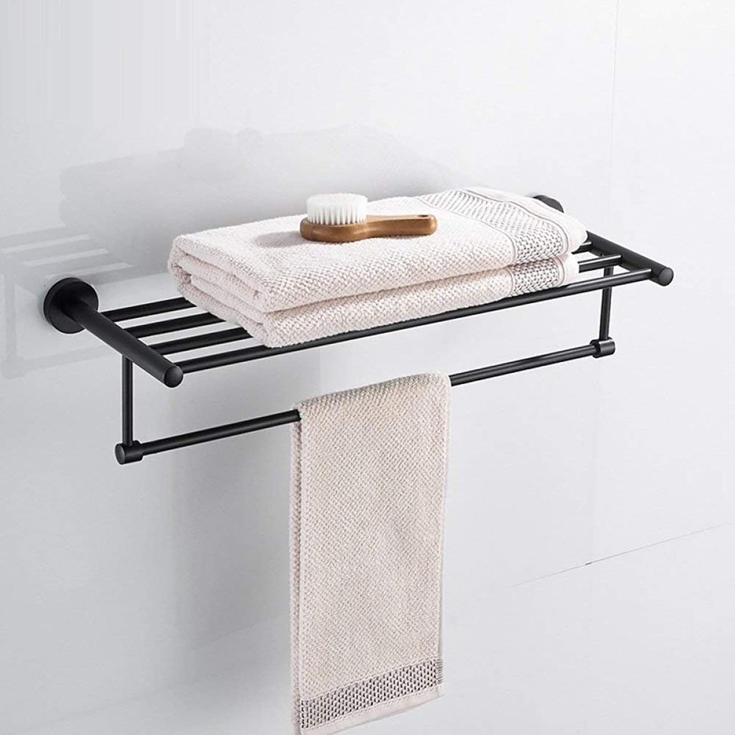 Modern Minimalist Style Equipment in Aluminum Alloy, and Home Bathroom Hair-Towels, a Process of Oxidation, Corrosion, Easy to Clean