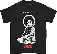 Notorious B.I.G............ Men's Notorious Big Baby T-Shirt Black