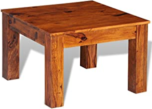 Generic e Living Room e Table 60x60x40cm ing Room Solid Wood 60x60x40cm Furniture ffee Side Table Coffee Side