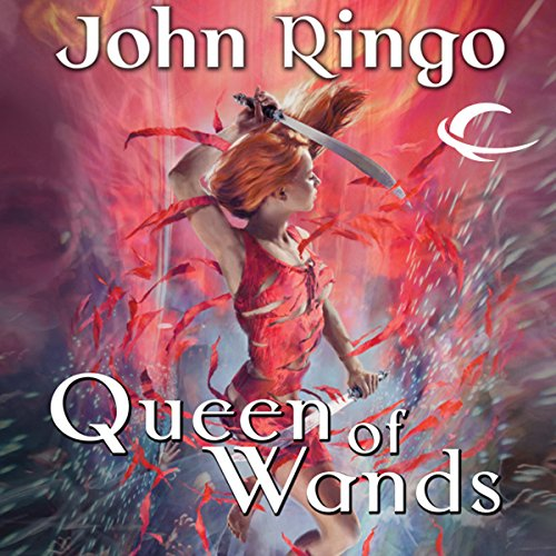 Queen of Wands audiobook cover art