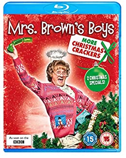 Mrs. Brown's Boys - More Christmas Crackers