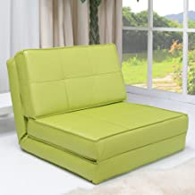 Gold Sparrow ADC-BAL-CCB-PUX-GRN Baltimore Green Convertible Chair Bed