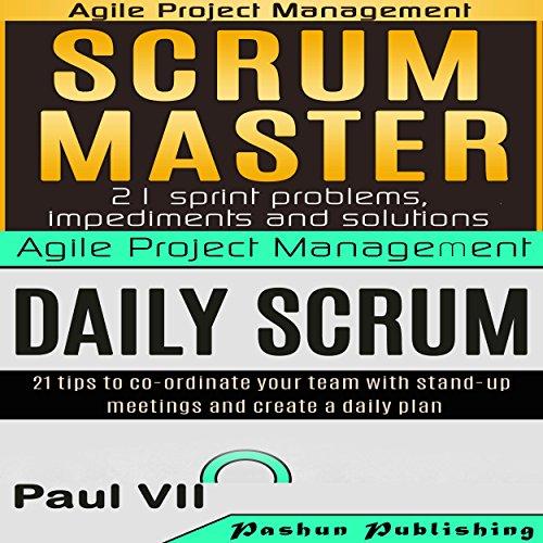 Agile Product Management: Scrum Master audiobook cover art