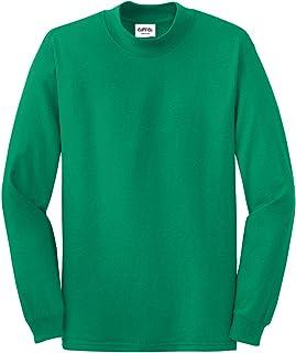 Sponsored Ad - Clothe Co. Mens Mock Turtleneck Long Sleeve Shirt