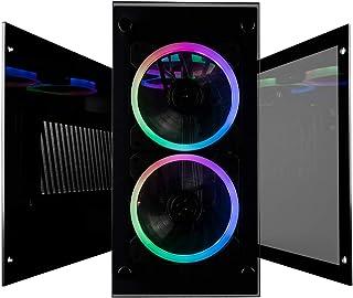 Plug and Play CD//DVD-RW Drive Black CUKUSA External ODD Drive Slim High Speed CD Player Burner Supports Windows//Vista//7//8.1//10 Mac OSX