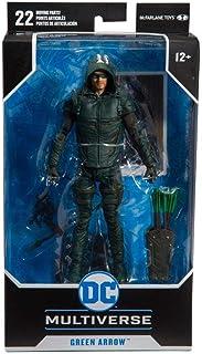 McFarlane 15112-1 Toys DC Multiverse Green Arrow: Arrow Action Figure