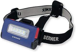 Berner Hoofdlamp 2-in-1 batterij