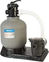 Doheny's Sand Filter Systems 24 in Tank 1.5HP Pump