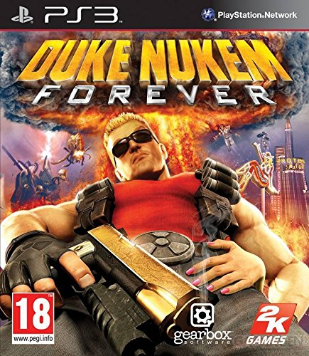 Take-Two Interactive Duke Nukem Forever, PS3 vídeo - Juego (PS3, PlayStation 3, FPS (Disparos en primera persona), Modo multijugador, M (Maduro))