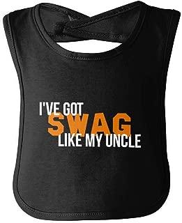 Got Swag Like Uncle Nephew Niece Swagger Infant Baby Bib